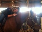 me and micha - (7 years)